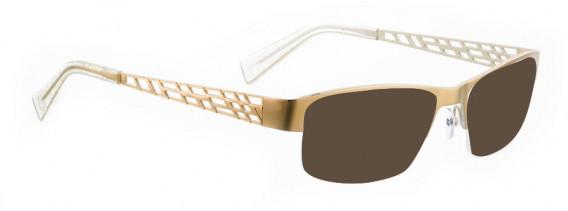 BELLINGER JAILHOUSE-1 sunglasses in Shiny Gold