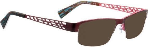 BELLINGER JAILHOUSE-1 sunglasses in Aubergine
