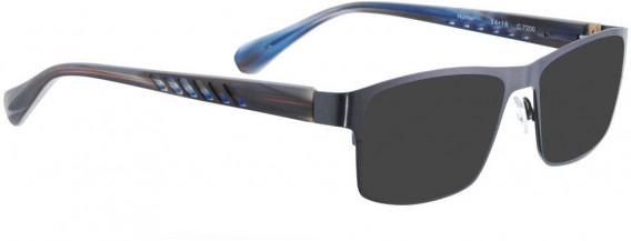 BELLINGER HUNTER sunglasses in Light Grey