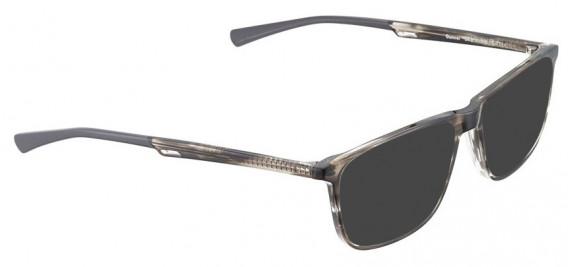 BELLINGER GUNNER sunglasses in Clear Grey