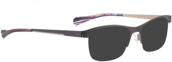BELLINGER GOLDLINE-3 sunglasses in Purple