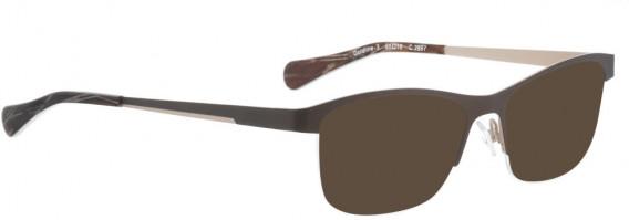 BELLINGER GOLDLINE-3 sunglasses in Brown