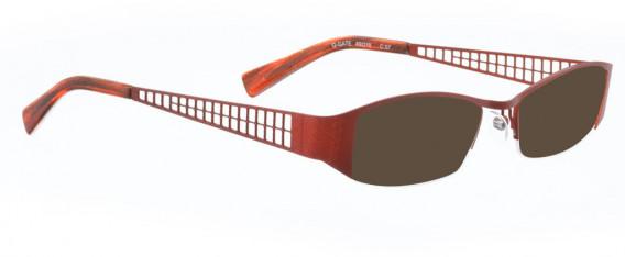 BELLINGER G-GATE sunglasses in Orange