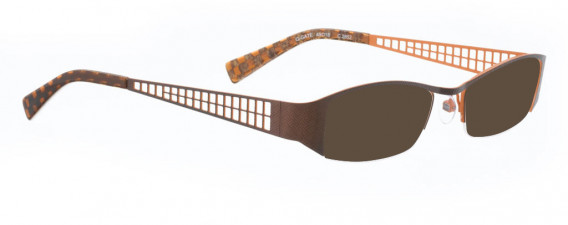 BELLINGER G-GATE sunglasses in Brown