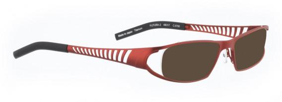 BELLINGER FUTURA-2 sunglasses in Copper