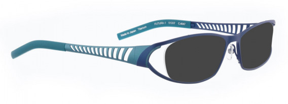 BELLINGER FUTURA-1 sunglasses in Blue