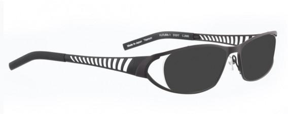 BELLINGER FUTURA-1 sunglasses in Matt Brown