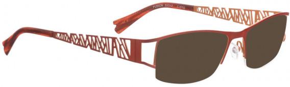 BELLINGER FUSION sunglasses in Copper