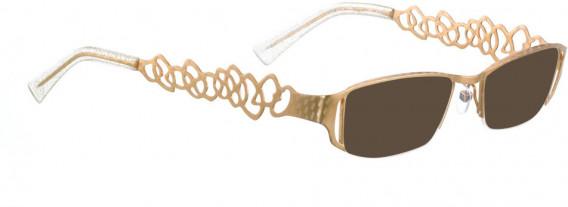 BELLINGER FREJA-2 sunglasses in Gold