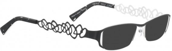 BELLINGER FREJA-2 sunglasses in Black