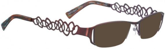 BELLINGER FREJA-2 sunglasses in Aubergine