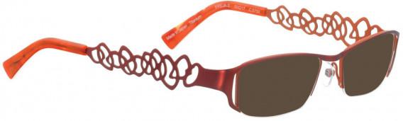 BELLINGER FREJA-2 sunglasses in Red