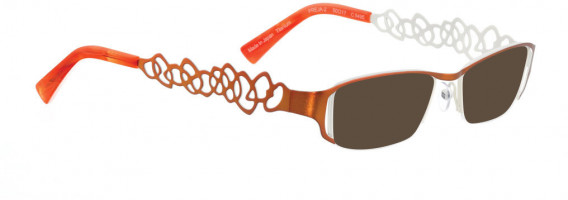 BELLINGER FREJA-2 sunglasses in Copper