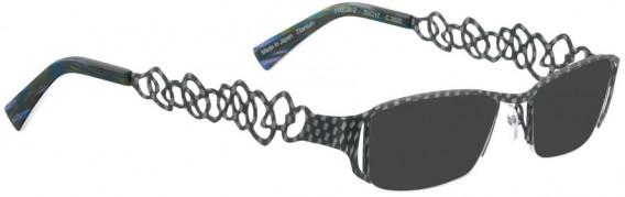 BELLINGER FREJA-2 sunglasses in Grey Pattern