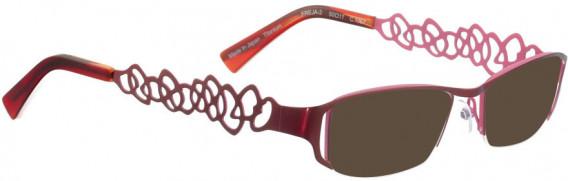 BELLINGER FREJA-2 sunglasses in Purple/Pink