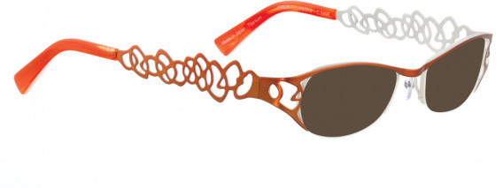 BELLINGER FREJA-1 sunglasses in Copper