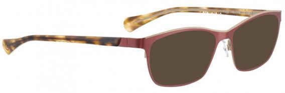BELLINGER FOGY sunglasses in Red