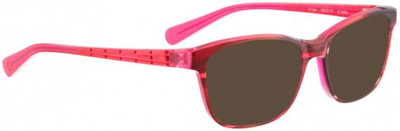 BELLINGER FLOW sunglasses in Brown Pink Pattern