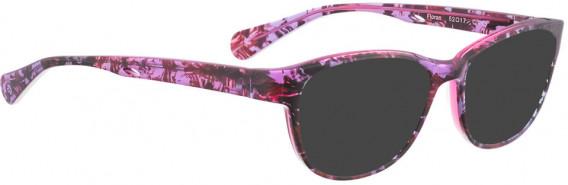 BELLINGER FLORAN sunglasses in Pink Pattern