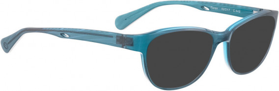 BELLINGER FLORAN sunglasses in Light Blue