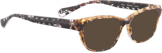 BELLINGER FERN sunglasses in Brown Pattern