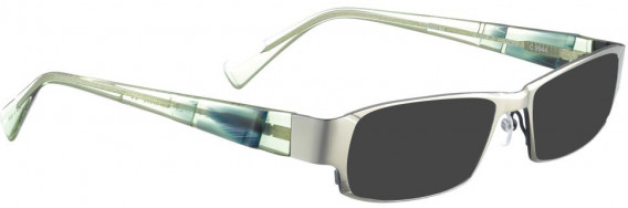 BELLINGER EDGE-2 sunglasses in Silver
