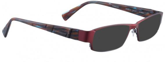 BELLINGER EDGE-2 sunglasses in Aubergine