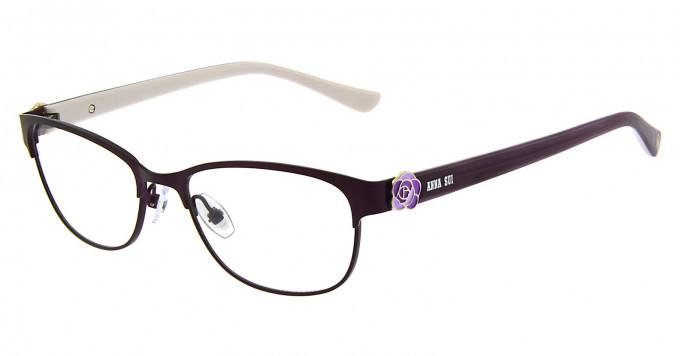 Anna Sui AS211 Glasses in Purple