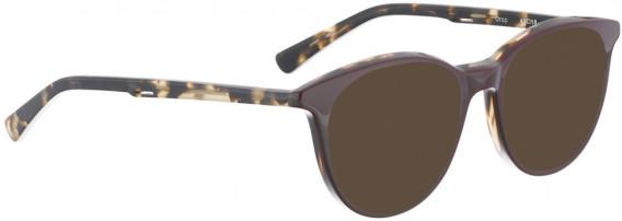 BELLINGER DROP sunglasses in Aubergine
