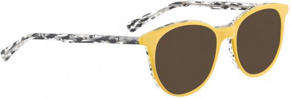 BELLINGER DROP sunglasses in Yellow