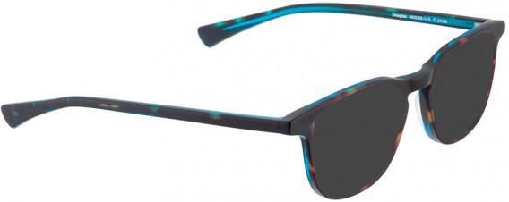 BELLINGER DOUGLASM sunglasses in Matt Brown Pattern