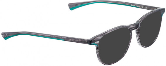 BELLINGER DOUGLAS sunglasses in Grey Pattern