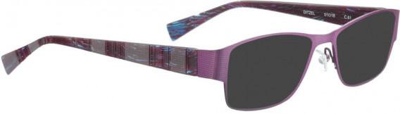 BELLINGER DITZEL sunglasses in Purple