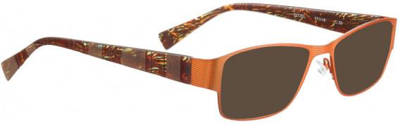 BELLINGER DITZEL sunglasses in Copper