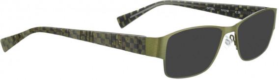 BELLINGER DITZEL sunglasses in Green