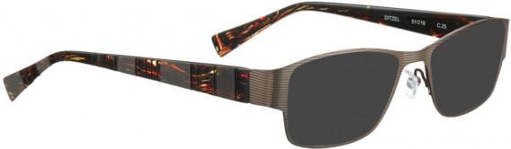 BELLINGER DITZEL sunglasses in Gunmetal