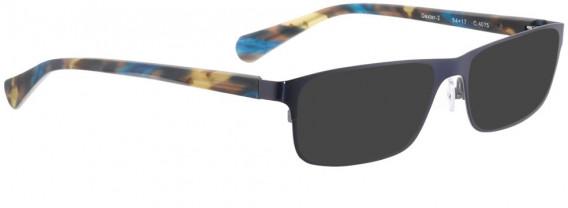 BELLINGER DEXTER-2 sunglasses in Blue