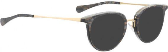 BELLINGER DEFY-1 sunglasses in Grey Pattern