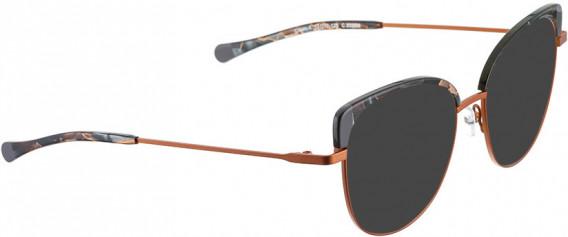 BELLINGER CROWN-4 sunglasses in Matt Copper