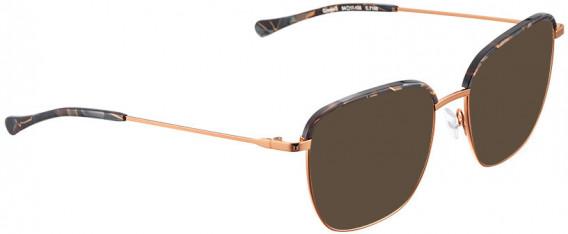 BELLINGER CROWN-3 sunglasses in Copper