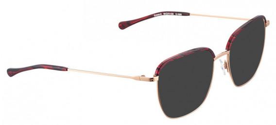 BELLINGER CROWN-3 sunglasses in Rose Gold