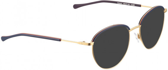 BELLINGER CROWN-2 sunglasses in Gold