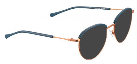 BELLINGER CROWN-2 sunglasses in Copper