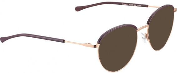 BELLINGER CROWN-2 sunglasses in Rose Gold