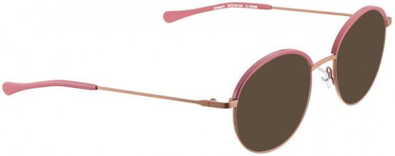 BELLINGER CROWN-1 sunglasses in Matt Rose