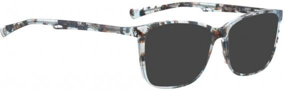 BELLINGER COZY sunglasses in Grey Pattern