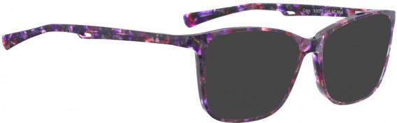 BELLINGER COZY sunglasses in Purple Pattern