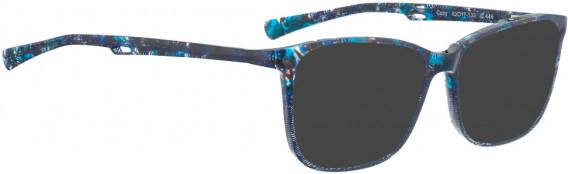 BELLINGER COZY sunglasses in Blue Pattern