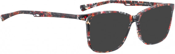 BELLINGER COZY sunglasses in Red Pattern