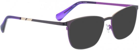 BELLINGER COCO sunglasses in Purple